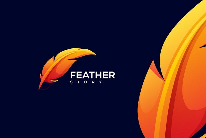 Feather Story logo