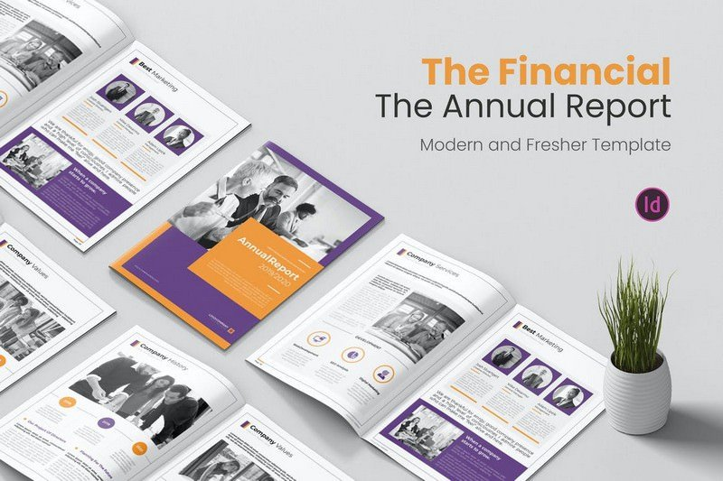 Financial Report Annual Report