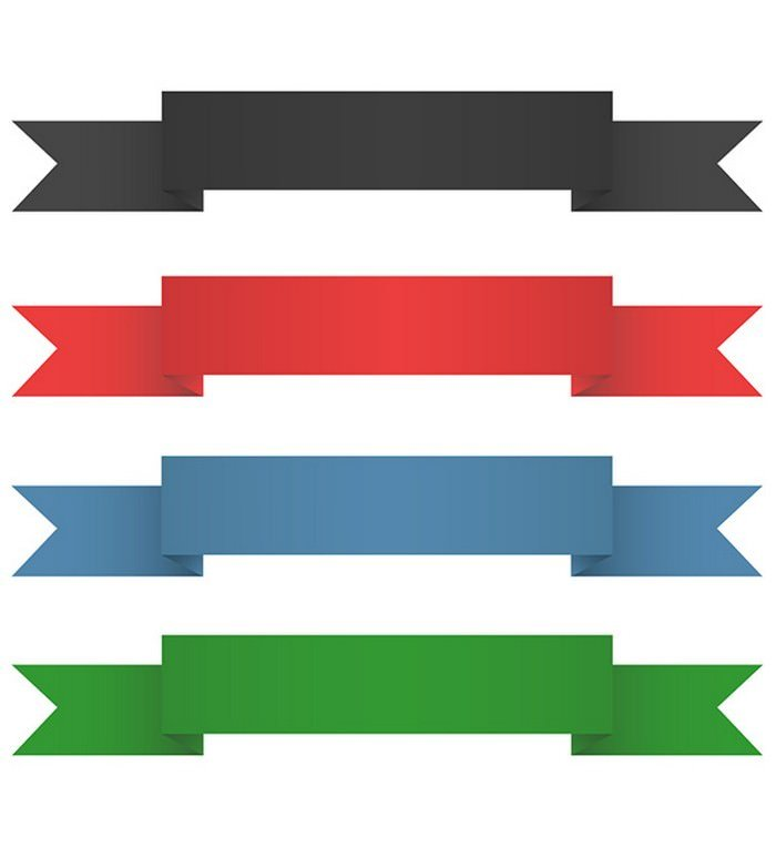 Free Banner Vector Files