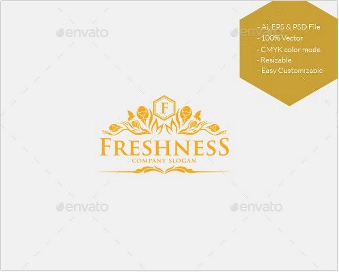 Freshness Retro Logo