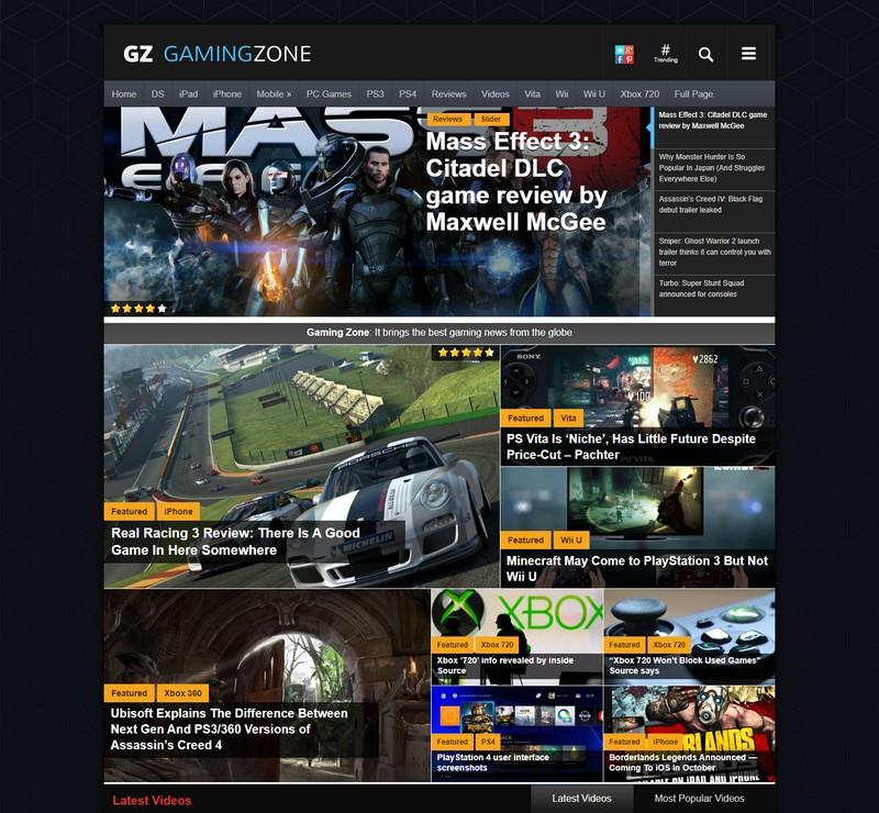 GamingZone