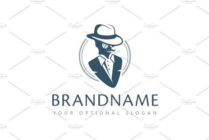 Gentleman Fashion Logo