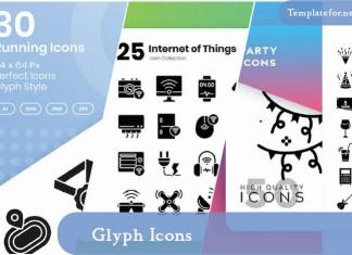 Glyph Icons Free
