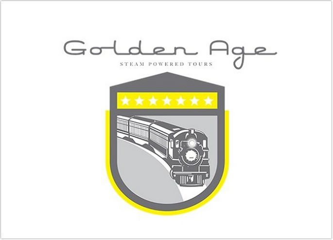 Golden Age Steam Logo