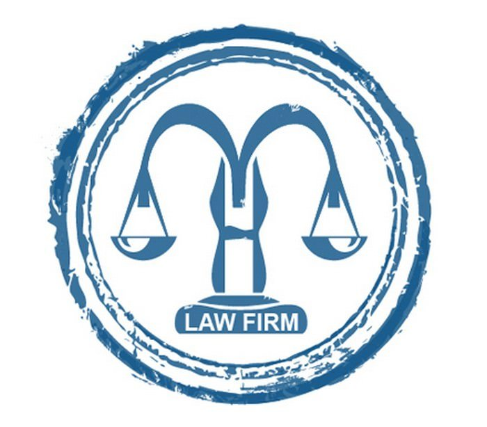 H & M Law Firm Logo