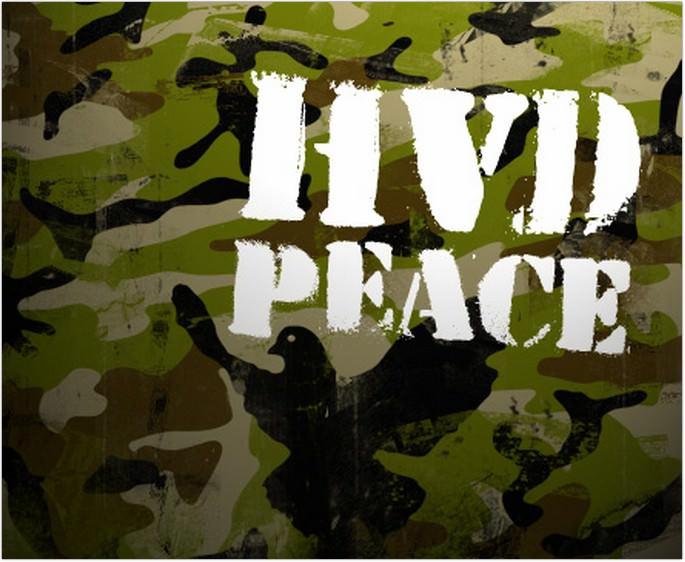 HVD Peace Font