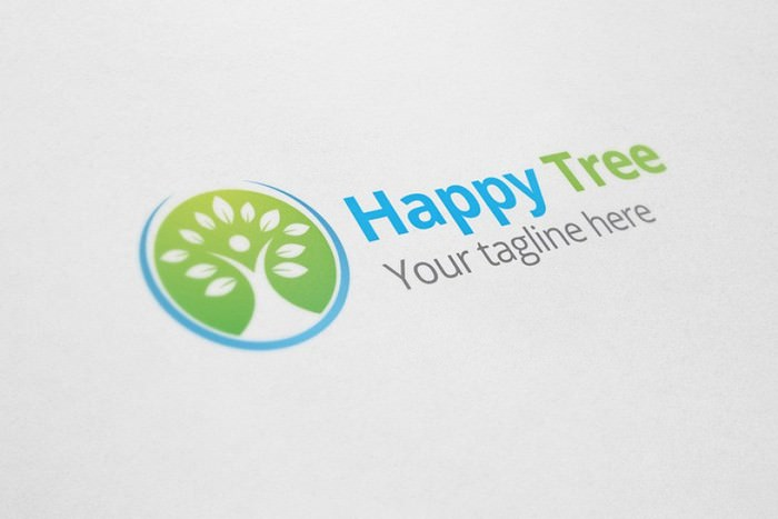 Happy Tree Logo
