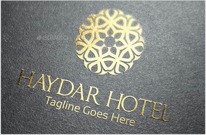 Haydar Hotel Logo