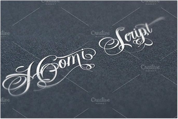 Homi Font