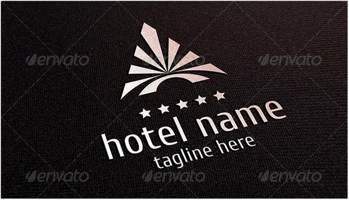 Beautiful Hotel Logo