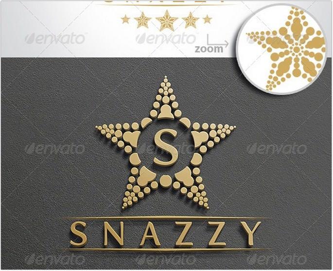 Snazzy Hotel Logo