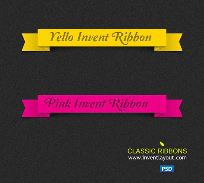 Invent Classic Ribbons