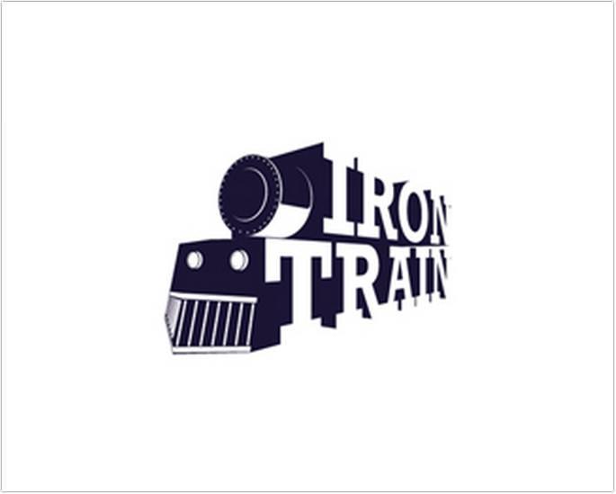 Iron Train Logo