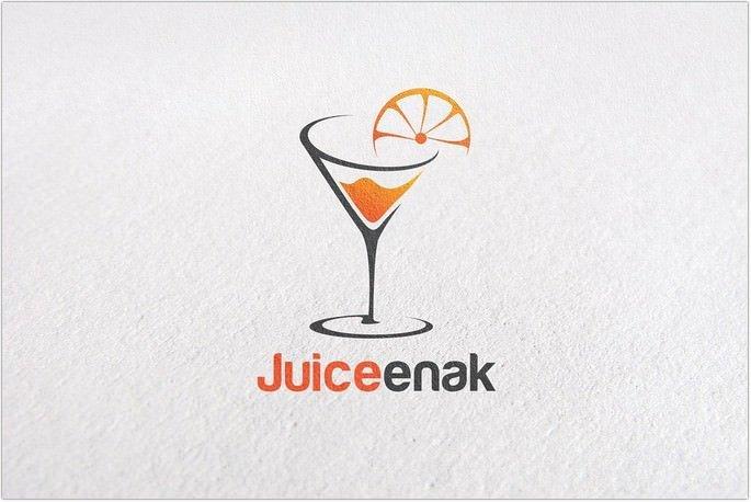 Juice Drink Logo