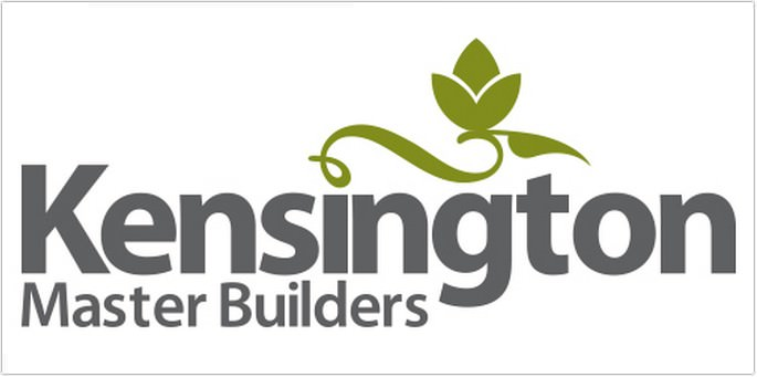KENSINGTON MASTER BUILDER Logo