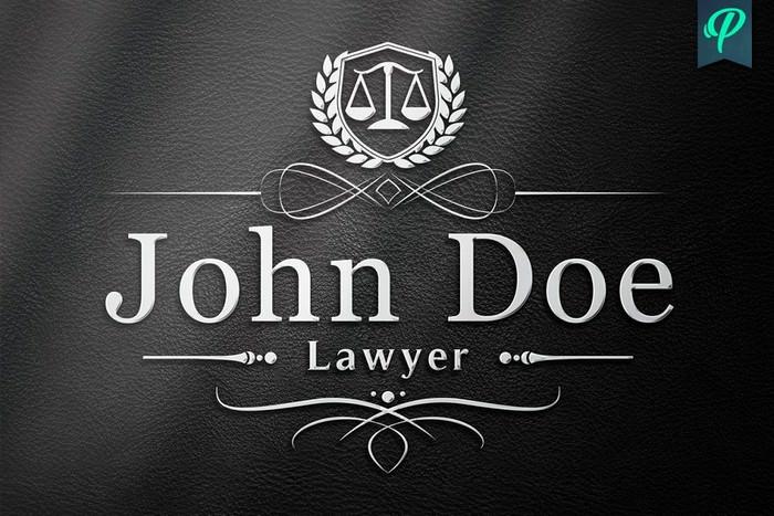 Lawyer, Attorney, Law Firm Logo