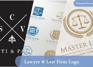 Lawyer & Law Firm Logo