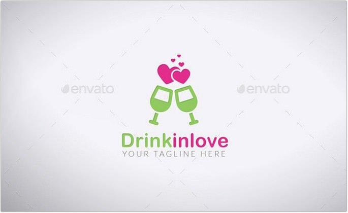 Love Drink Logo
