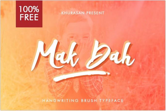 Mak Dah Font