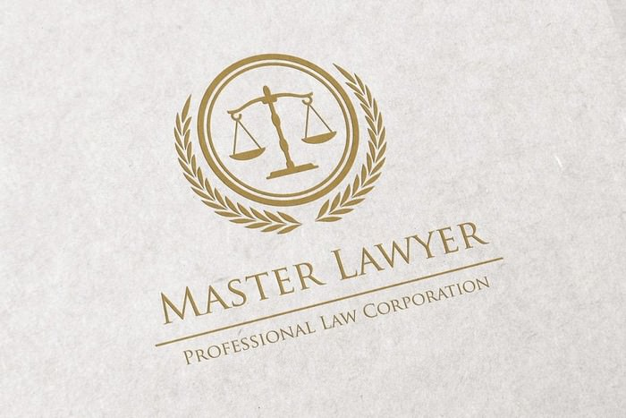 Master Law Firm Logo