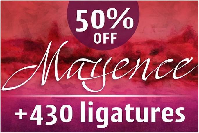 Mayence Premium Font