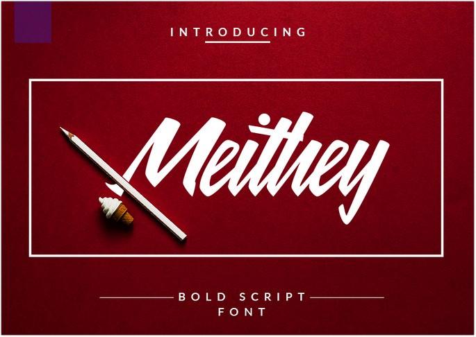 Meithey Script
