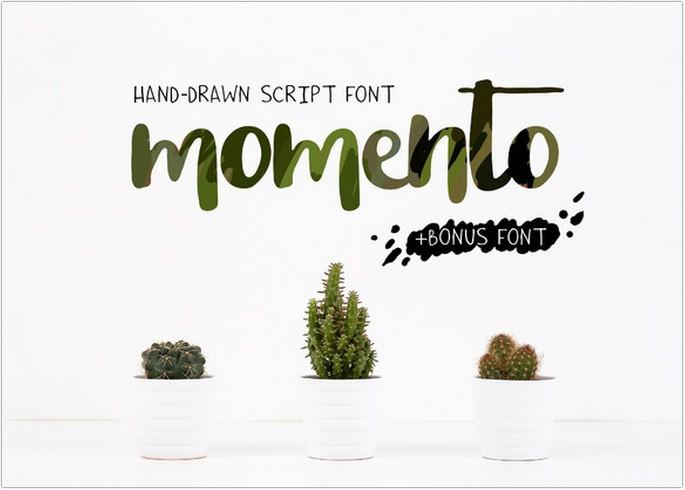 Momento Font