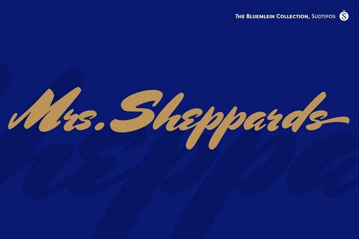 Mrs Sheppards