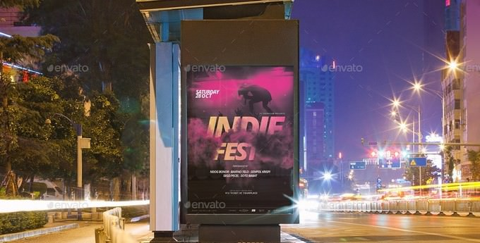 Music Flyer & Social Media Banner