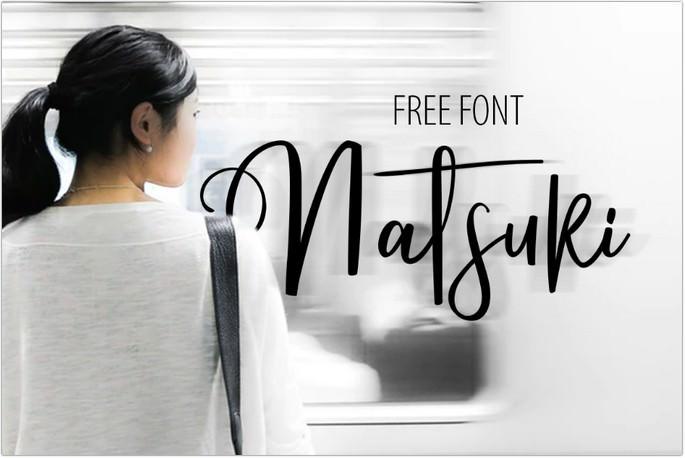 Natsuki Font