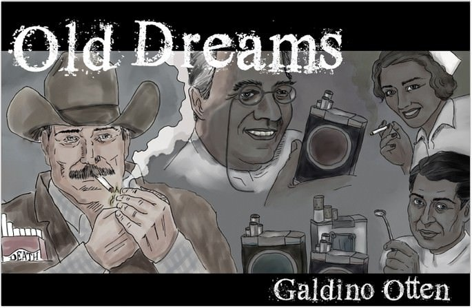 Old Dreams Font