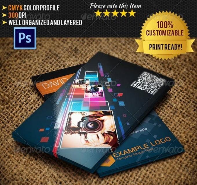 Photographer Business Card 05