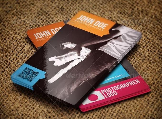 Photographer Business Card 08
