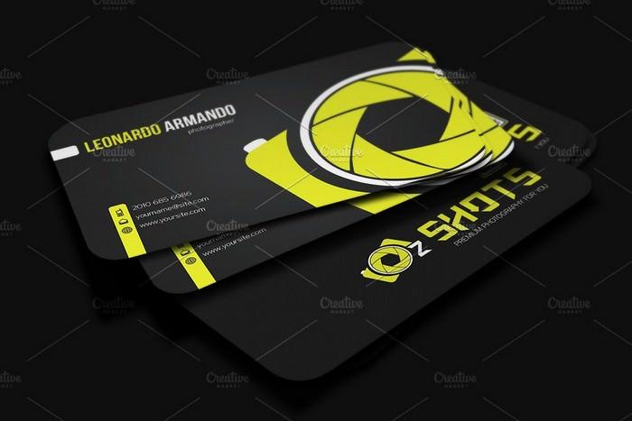 Photographer Business Card #4