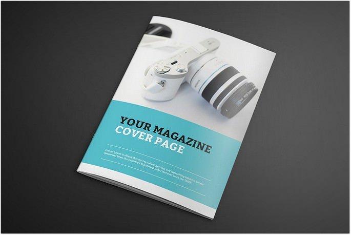 Photorealistic Catalogue Magazine Mockup