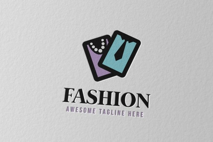Professional Fashion Logo