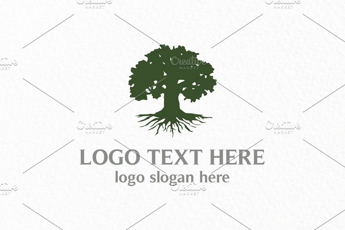 Professional Tree Logo