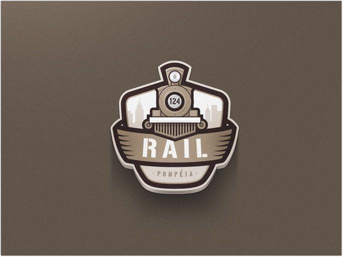 Rail2 Logo
