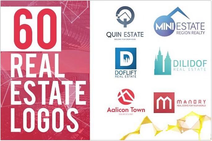60 Architecture Logos
