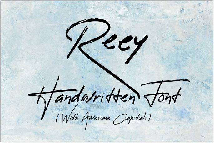 Reey Font