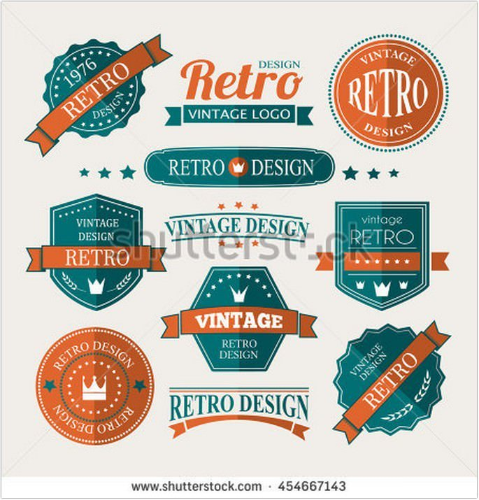 Retro Logotypes