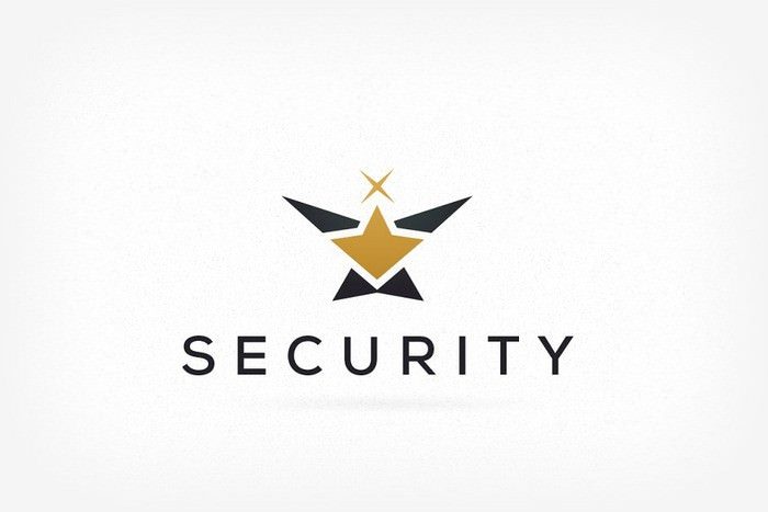 Security Logo and Stationery Design