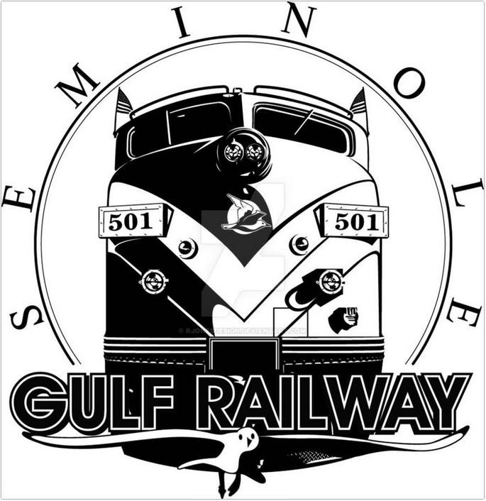 Gulf Railway Logo