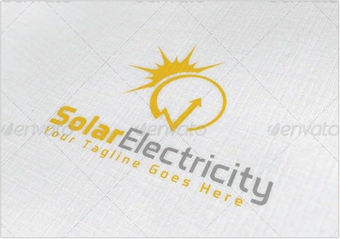 Solar Electricity Logo