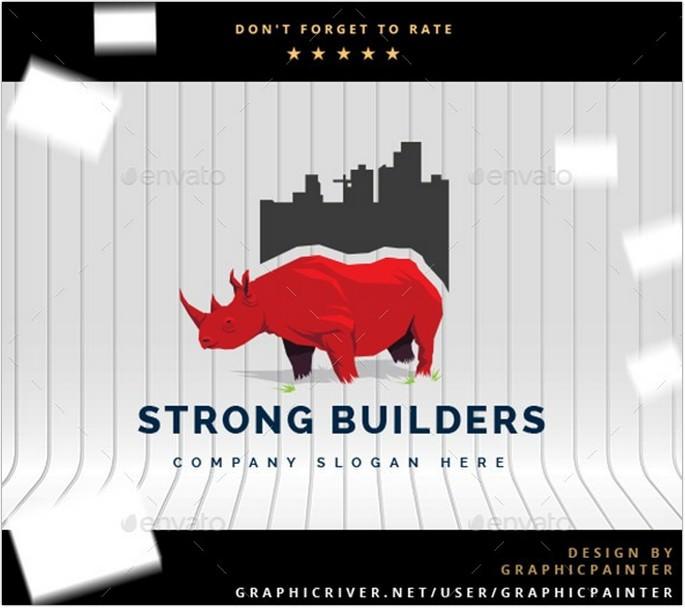 Strong Builder Logo