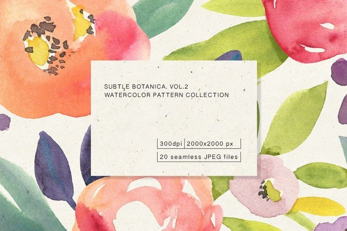 Subtle Botanica. Vol.1
