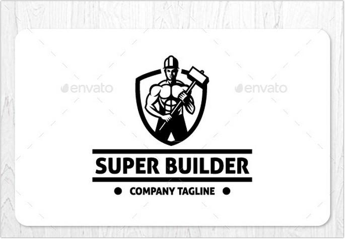 Super Builder Logo