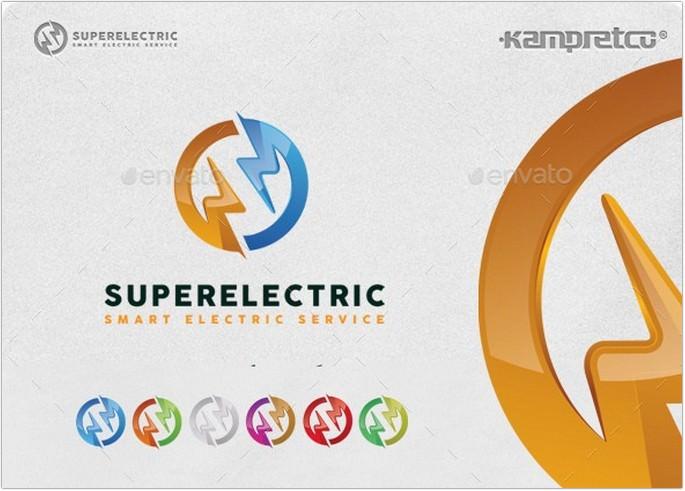 Super Electric Logo