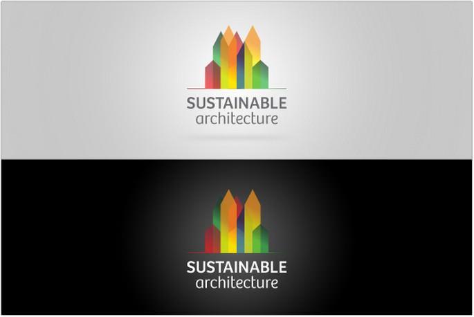 Sustainable Architecture Logo