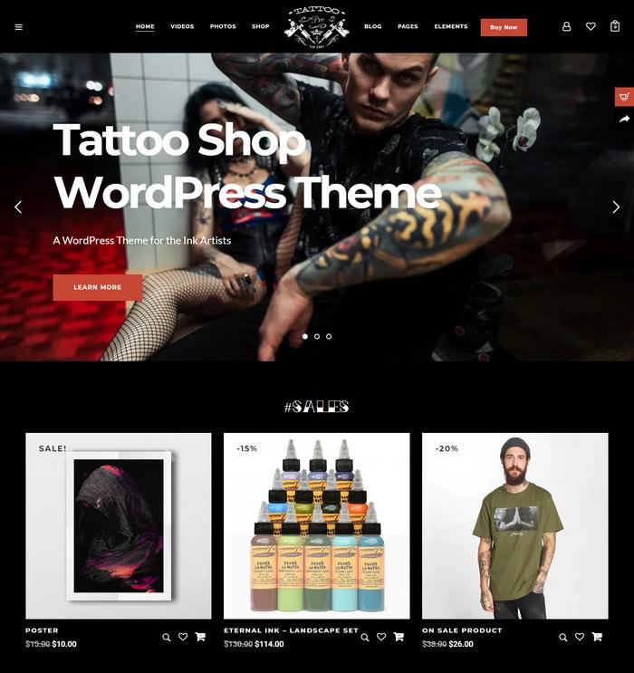 Tattoo Pro - Your Tattoo Shop